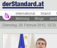 derstandard.at
